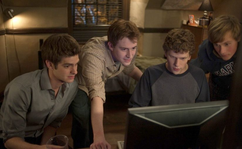 Второй тизер фильма «Социальная сеть» (The Social Network, 2010)
